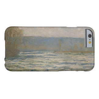 Claude Monet - Ice breaking up on the Seine Barely There iPhone 6 Case