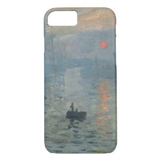 Claude Monet Impression Sunrise Soleil Levant iPhone 7 Case