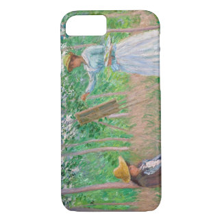 Claude Monet - In the Woods at Giverny iPhone 7 Case