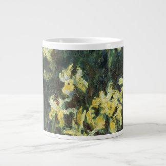 Claude Monet - iris jaunes Mug Jumbo