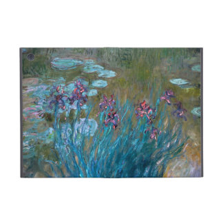 Claude Monet: Irises and Water Lilies Cover For iPad Mini