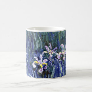 Claude Monet: Irises Coffee Mug