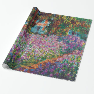 Claude Monet - Irises in Monet's Garden Fine Art