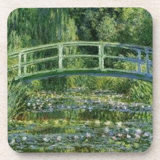 Claude Monet - Japanese Bridge Coaster