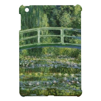 Claude Monet - Japanese Bridge iPad Mini Case