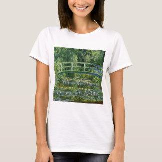 Claude Monet - Japanese Bridge T-Shirt