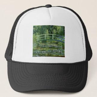 Claude Monet - Japanese Bridge Trucker Hat