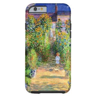 Claude Monet : 'jardin de s chez Vétheuil Coque iPhone 6 Tough