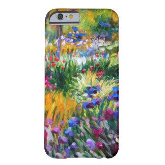 Claude Monet : Jardin d'iris par Giverny