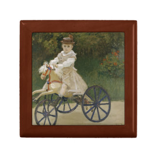 Claude Monet - Jean Monet on his Hobby Horse Gift Box