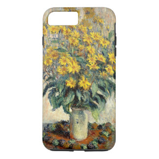 Claude Monet Jerusalem Artichoke Flowers 1880 iPhone 7 Plus Case
