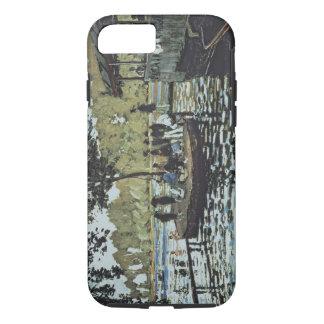 Claude Monet   La Grenouillere iPhone 7 Case
