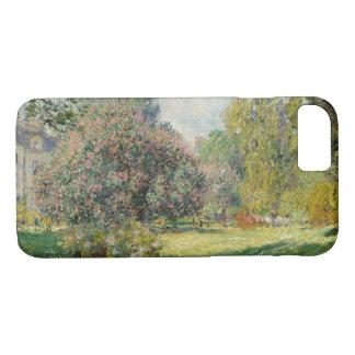 Claude Monet - Landscape: The Parc Monceau Case-Mate iPhone Case