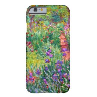 Claude Monet : Le jardin d'iris chez Giverny