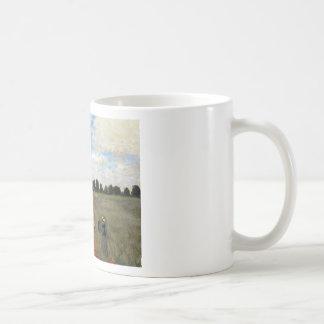 Claude Monet - Les Coquelicots Coffee Mug