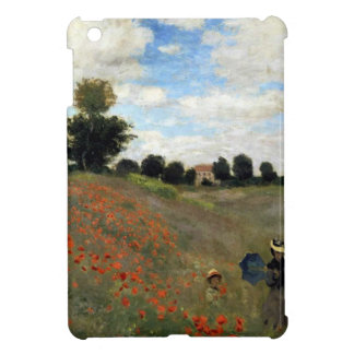 Claude Monet - Les Coquelicots iPad Mini Cases
