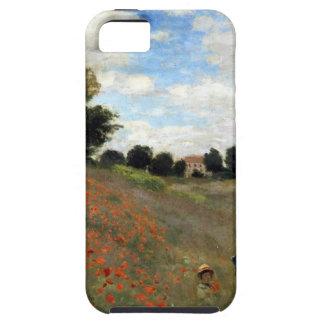 Claude Monet - Les Coquelicots iPhone 5 Case