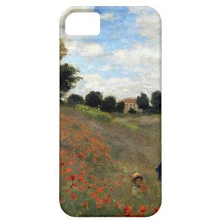 Claude Monet - Les Coquelicots iPhone 5 Cover