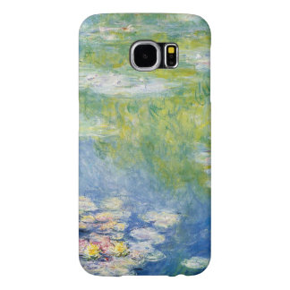 Claude Monet, Lily Pond at Giverny Samsung Galaxy S6 Cases