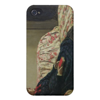 Claude Monet   Meditation or Madame Monet Cover For iPhone 4