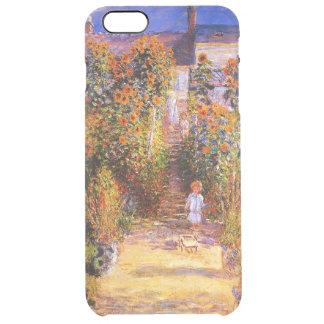 Claude Monet-Monet's Garden at Vétheuil Clear iPhone 6 Plus Case