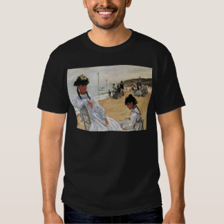 Claude Monet Mother and Child Mother's Day Card T-shirts