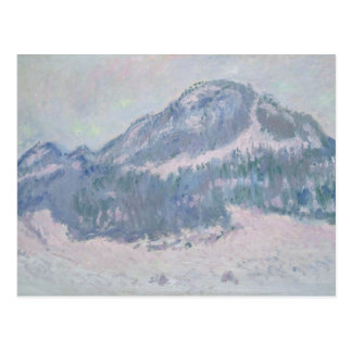 Claude Monet   Mount Kolsaas, Norway, 1895 Postcard