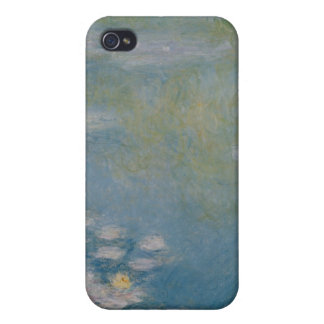 Claude Monet   Nympheas at Giverny, 1908 iPhone 4 Cover