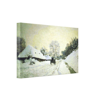 Claude Monet - Orsay-brut Canvas Print