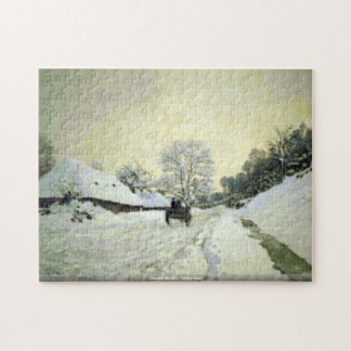 Claude Monet - Orsay-brut puzzle