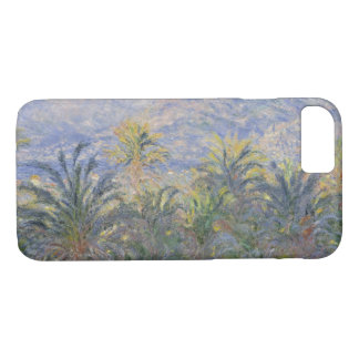 Claude Monet - Palm Trees at Bordighera iPhone 7 Case