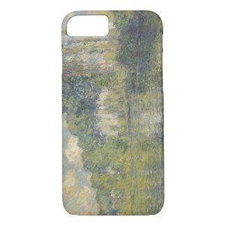 Claude Monet - Poplars on the Epte iPhone 7 Case