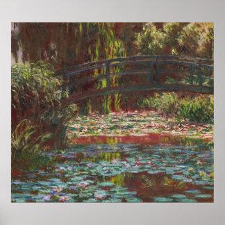 Claude Monet Poster