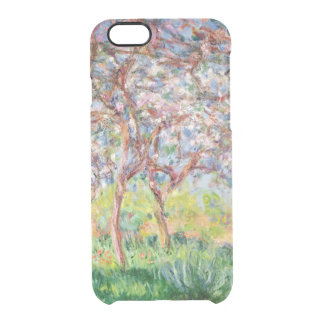 Claude Monet | Printemps a Giverny, 1903 Clear iPhone 6/6S Case