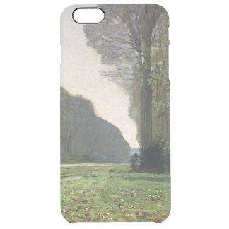 Claude Monet | Road to Bas-Breau, Fontainebleau Clear iPhone 6 Plus Case