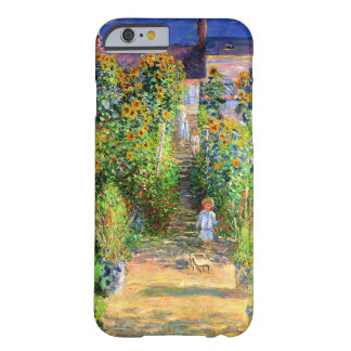 Claude Monet: 's Garden at Vétheuil Barely There iPhone 6 Case