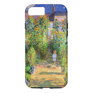 Claude Monet: 's Garden at Vétheuil iPhone 7 Case