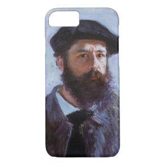 Claude Monet Self-Portrait iPhone 7 Case