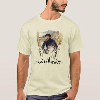 Claude Monet Self Portrait T-Shirt