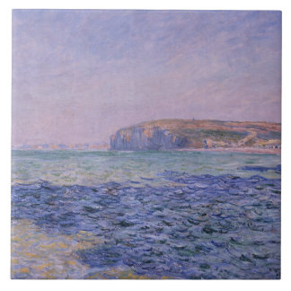 Claude Monet - Shadows on the Sea Ceramic Tile