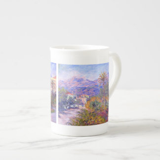 Claude Monet: Strada Romada in Bordighera Tea Cup