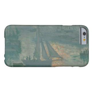 Claude Monet - Sunrise (Marine) Barely There iPhone 6 Case