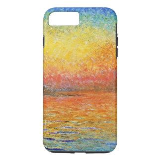 Claude Monet Sunset In Venice Impressionist Art iPhone 8 Plus/7 Plus Case