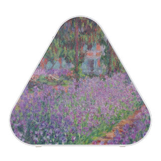 Claude Monet | The Artist's Garden at Giverny Blueooth Speaker