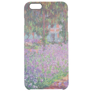 Claude Monet | The Artist's Garden at Giverny Clear iPhone 6 Plus Case