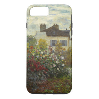 Claude Monet The Artist's Garden Floral Vintage iPhone 8 Plus/7 Plus Case