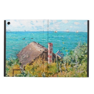 Claude Monet The Cabin At Saint-Adresse Fine Art Case For iPad Air