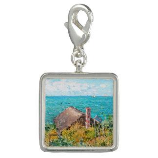 Claude Monet The Cabin At Saint-Adresse Fine Art Charm