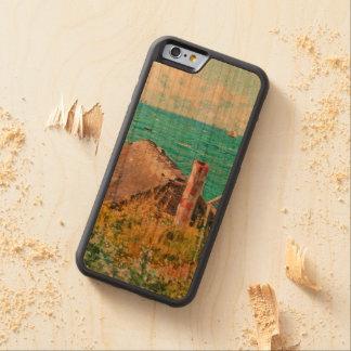 Claude Monet The Cabin At Saint-Adresse Fine Art Cherry iPhone 6 Bumper Case