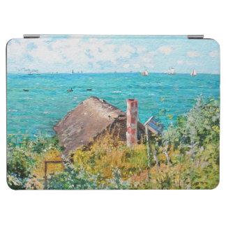 Claude Monet The Cabin At Saint-Adresse Fine Art iPad Air Cover